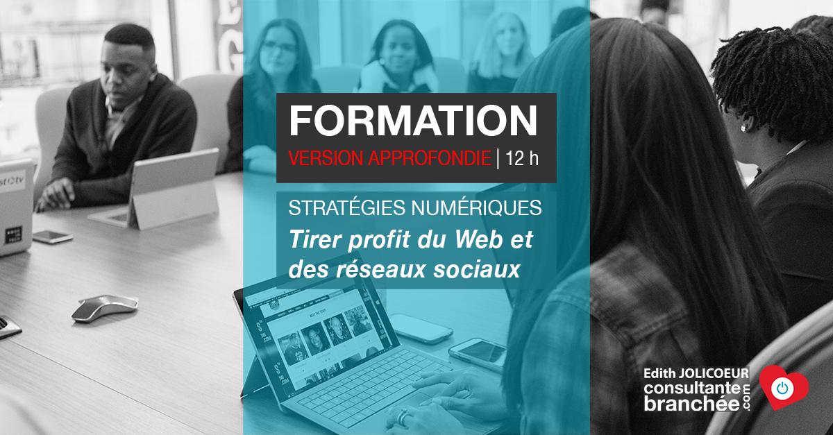 Edith Jolicoeur Consultante branchee formation strategies 12
