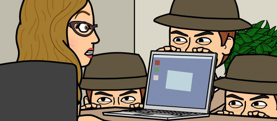 Edith est preoccupee par la confidentialite