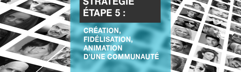 Edith Jolicoeur Consultante branchee Stratégie Etape 5 communauté