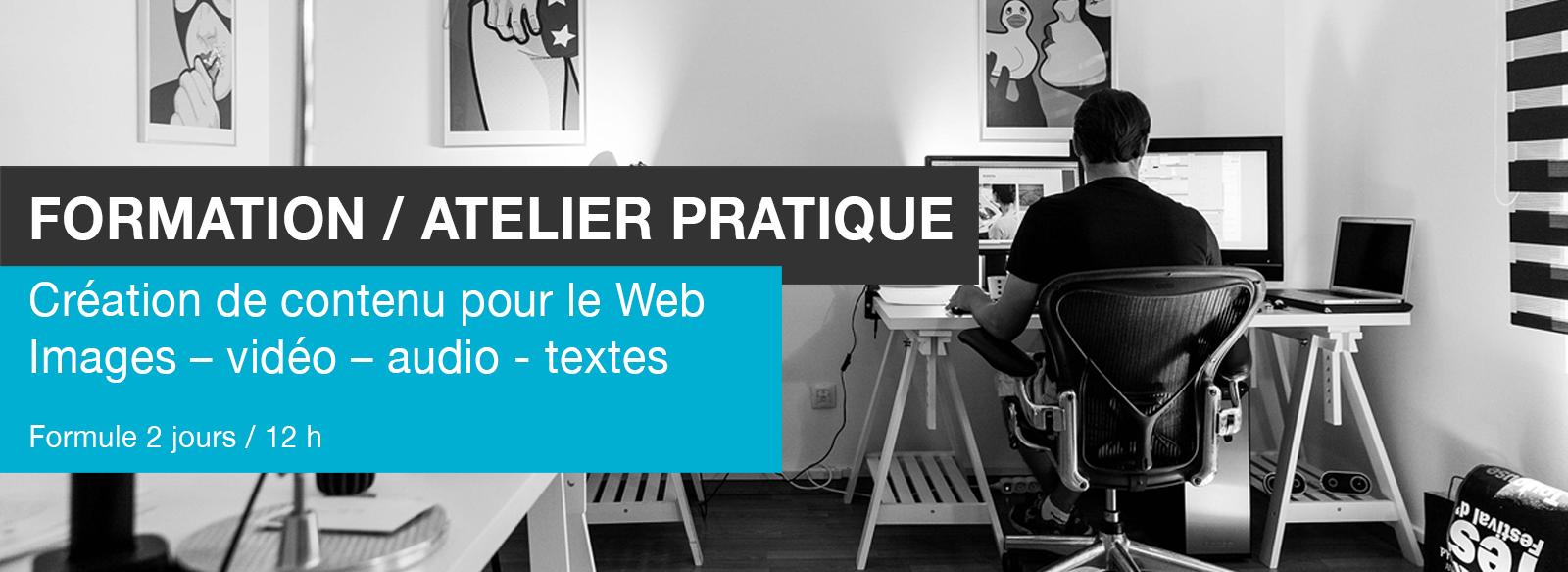 Edith Jolicoeur Consultante branchée Formation Atelier Creation Contenu Web 12 h