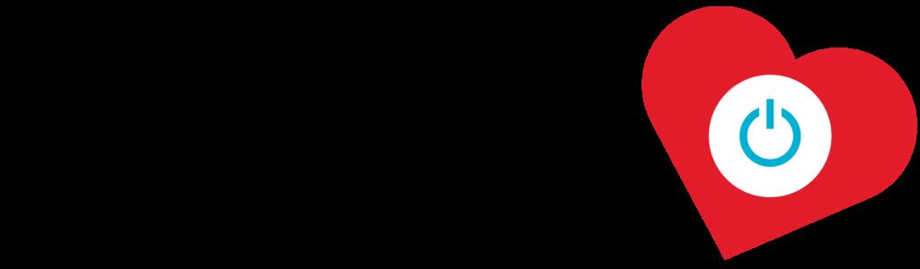 Logo Etiquette noir Edith Jolicoeur. Consultante branchée
