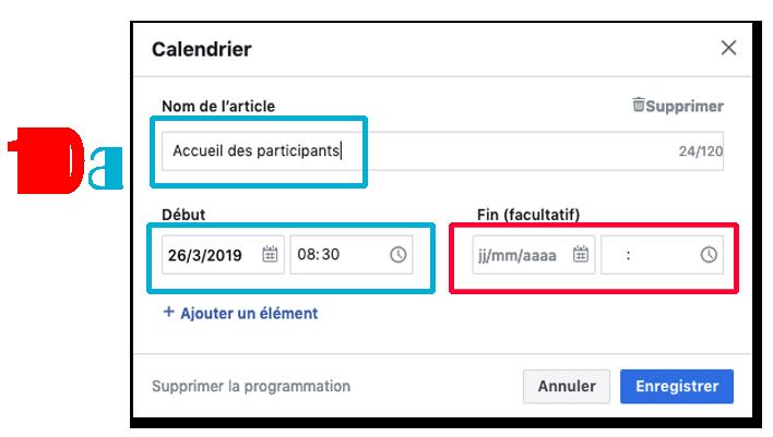 Instructions evenements facebook details 10a accueil